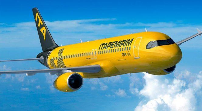 Nova companhia aérea faz voo inaugural para Alagoas