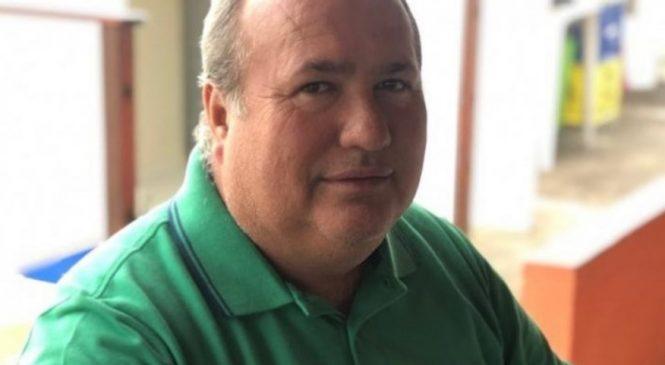 Morre Kaika, ex-prefeito de Porto Calvo, vítima da Covid-19 aos 51 anos