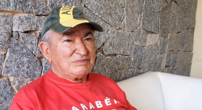 Luto no rádio alagoano: Morre Luiz de Barros, o pioneiro da publicidade