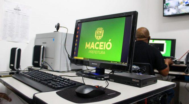 Escolas de Maceió recebem 300 computadores para modernização da gestão escolar