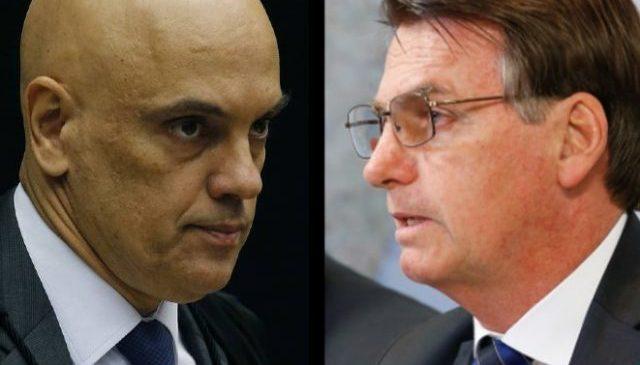 Bolsonaro pede ao STF para depor presencialmente à PF