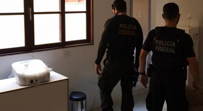 PF desencadeia operação em Alagoas e Pernambuco contra invasores de conta da Caixa