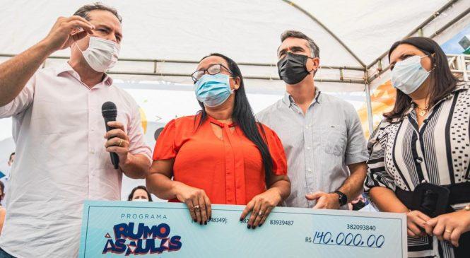 Governo de Alagoas entrega mais de R$ 1 milhão em recursos para escolas da Região Sul