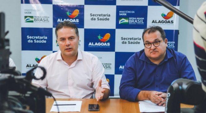 Governo de Alagoas restitui aos aposentados e pensionistas os 14% descontados no mês de junho