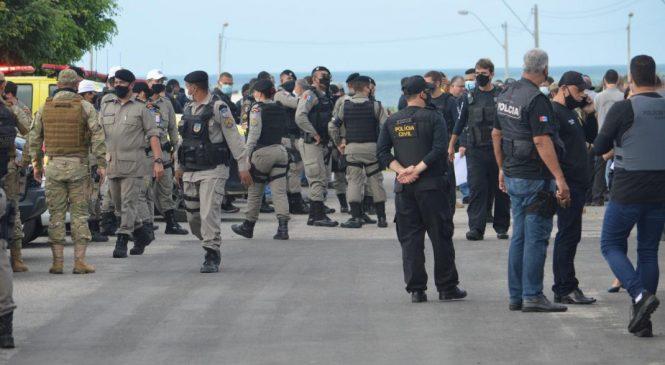 SSP deflagra operação contra desmanche ilegal e crimes de receptação em Maceió