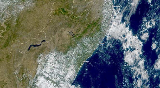 Semarh emite alerta de ventos de 60 km/h que podem se prolongar até domingo