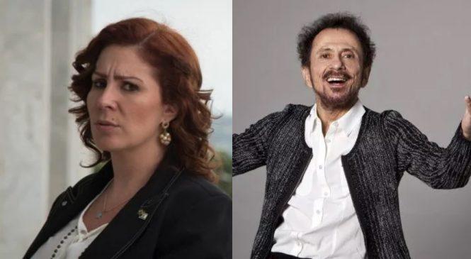 Carla Zambelli perde recurso e terá de indenizar Tom Zé