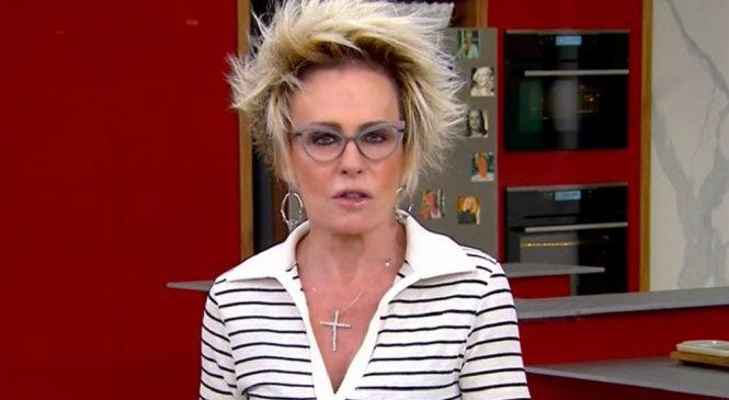"""Covid-19 ataca e Ana Maria Braga é afastada do 'Mais Você"""" da TV Globo"""