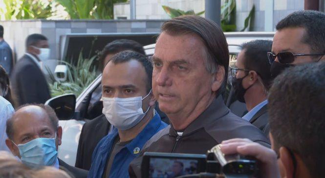 Depois da Cloroquina, Bolsonaro agora receita Proxalutamida contra a Covid