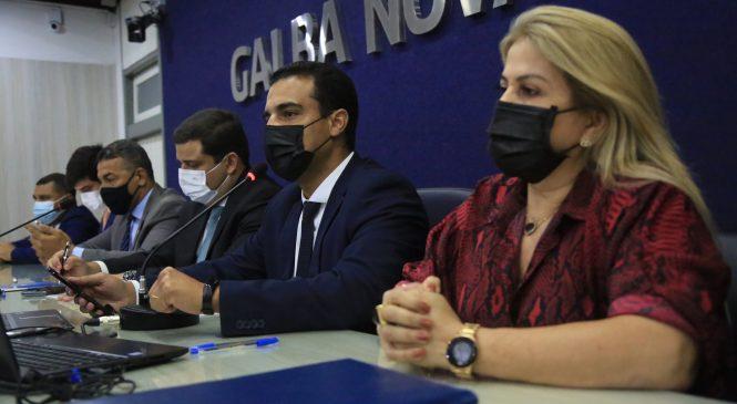 Galba Neto celebra união da Câmara para garantir avanços sociais em Maceió