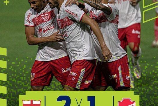 CRB de novo no G-4 com boa vitória sobre o Vila Nova no Rei Pelé
