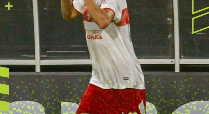 Sem Diego Torres, CRB volta a vice-liderança da série B