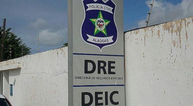 Cinco pessoas são presas por fraude no concurso da Polícia Civil de Alagoas