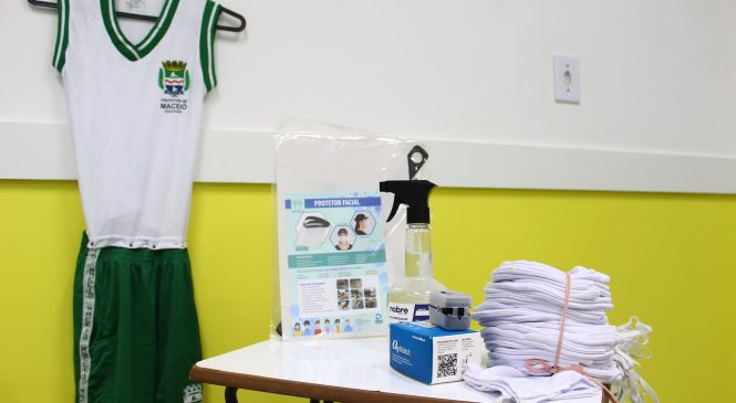 Escolas Municipais de Maceió retomam atividades presenciais na próxima segunda