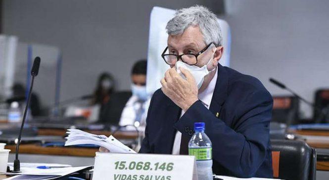 Diretora da Precisa recebeu ligações de senador governista da CPI e de militar