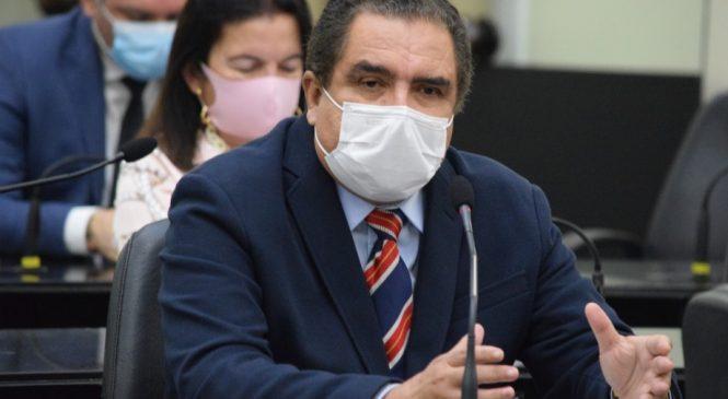 PL de Inácio Loiola estabelece diretrizes para distribuição de vacinas contra a Covid-19