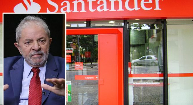 Relatório do Santander cita Arthur Lira e defende golpe contra retorno de Lula