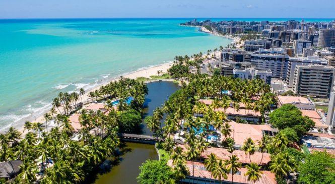 Taxa de ocupação hoteleira cresce 53% em Alagoas