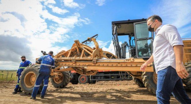 Governo de Alagoas vai investir 40 milhões em pavimentação e drenagem em arapiraca