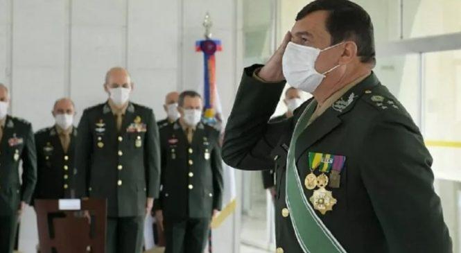 Desfile militar de Bolsonaro provoca crise e vergonha no Alto Comando, segundo Oyama