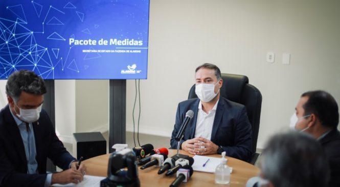 Pandemia chega aos 500 dias em Alagoas com governo do estado impedido colapso econômico