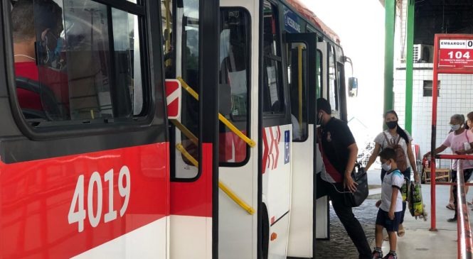 Nova linha de ônibus vai atender parte alta de Maceió