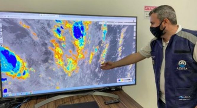 Semarh emite novo Aviso de rajadas de vento sobre o Litoral, Zona da Mata e Baixo São Francisco