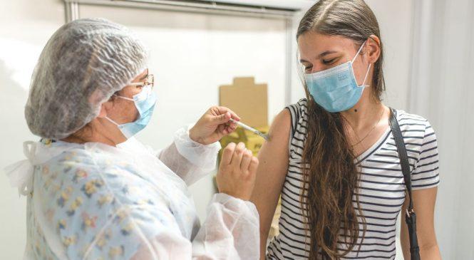 Ampliada vacinação para maceioenses de 16 anos