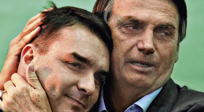 Bolsonaro manda PF anular inquérito das 'rachadinhas' contra o filho