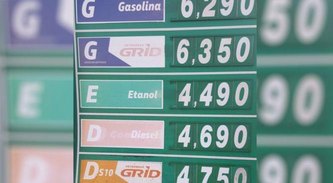 Em nota, Renan Filho e mais 19 governadores dizem que alta do combustível é 'problema nacional'