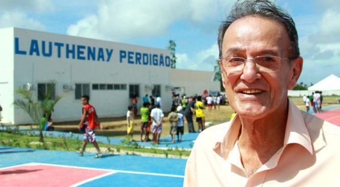 Morre Lautheney Perdigão, o criador do museu dos esportes