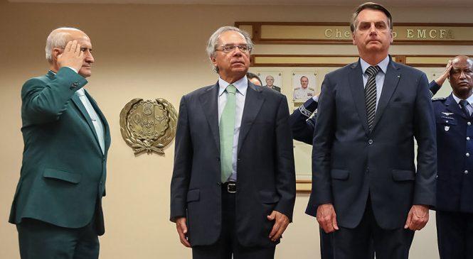 Paulo Guedes ficou R$ 14 milhões mais rico com a desvalorização do real frente ao dólar