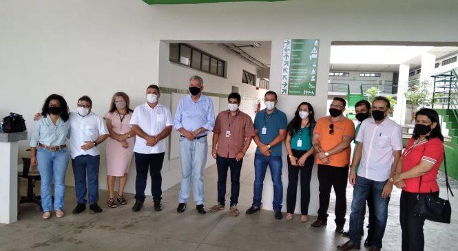 Reitor do Ifal diz que deputado Paulão é o pai do novo campus de São Miguel