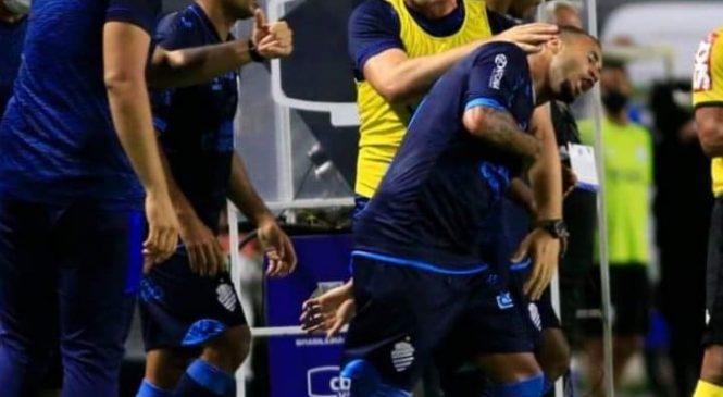 Azulão tira invencibilidade do Botafogo na volta da torcida ao estádio