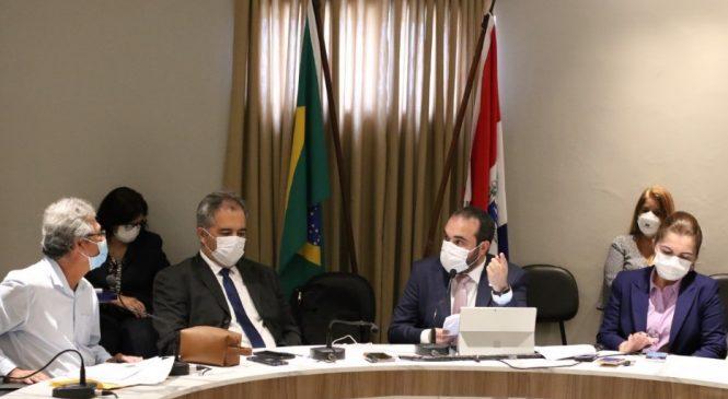 Superintendente da vice-governadoria nega em audiência ALE existência de 'gabinete fantasma'