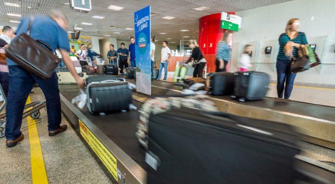 Fluxo de passageiros no Zumbi dos Palmares aumenta 292% no mês de agosto