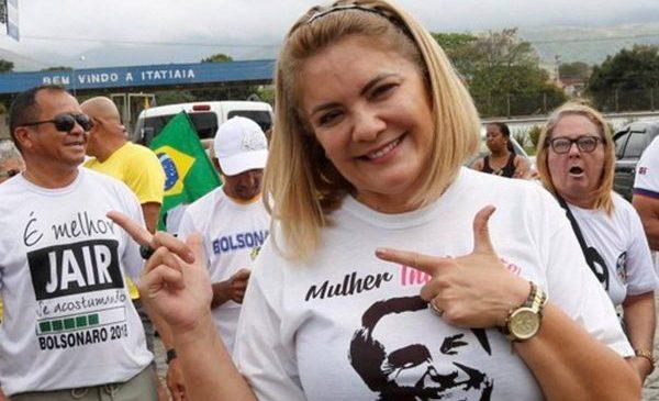 Ex-mulher de Bolsonaro é convocada para CPI da Pandemia
