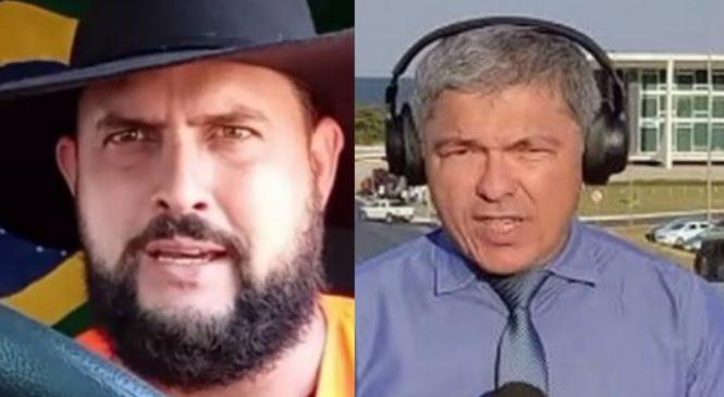 PF prende blogueiro bolsonarista, mas ativista Zé Trovão segue foragido