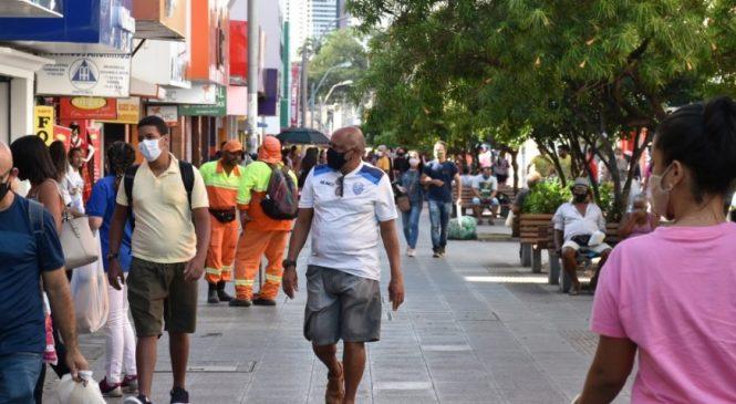 Confiança do empresário do Comércio de Maceió volta a patamares pré-pandemia
