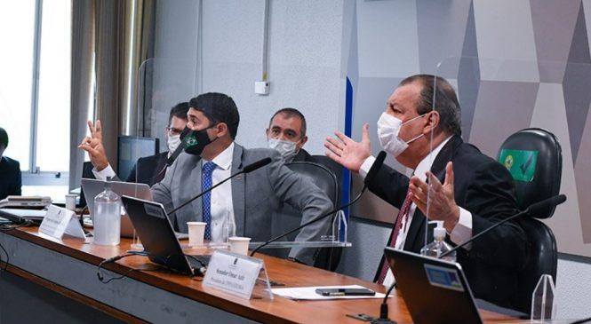 Wagner Rosário nega omissão da CGU no caso Covaxin em depoimento tenso na CPI