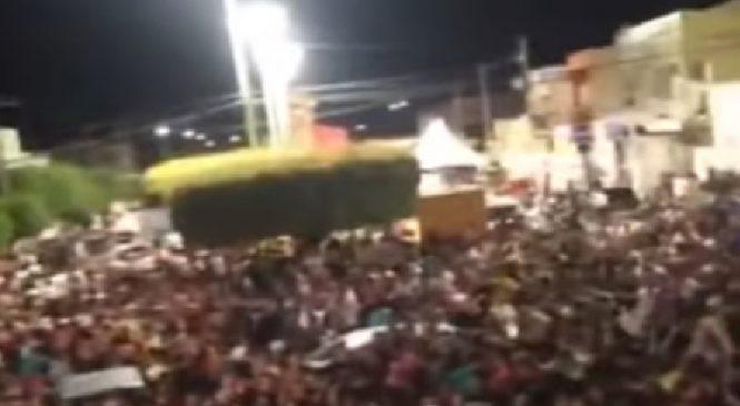 MPE/AL vai investigar prefeitura de Ouro Branco pela realização de show no dia 7 de Setembro