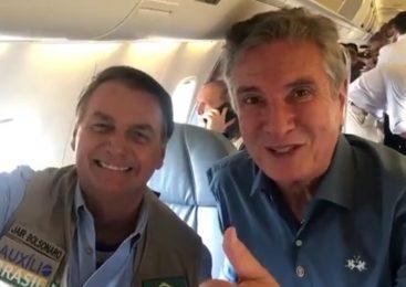 Collor defende Bolsonaro em Alagoas: 'não tem culpa pela pandemia ou falta de chuva'