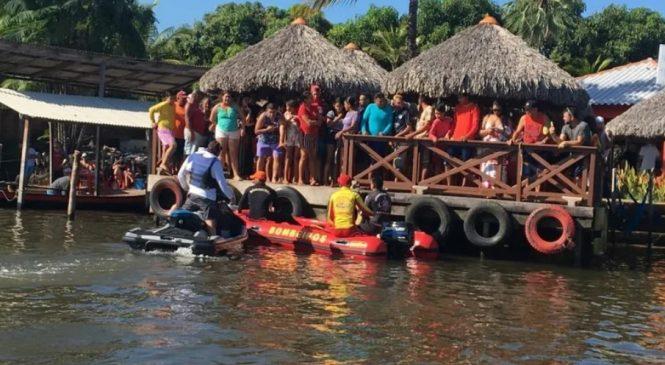 Corpo do empresário dono do Sal e Brasa é encontrado após queda de lancha no Maranhão