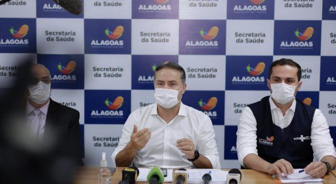 Decreto: Governo de AL amplia capacidade de público em estabelecimentos e eventos