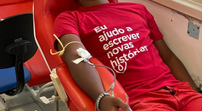 Hemoal faz hoje coleta de sangue em Arapiraca