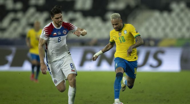Desfalcado, Brasil enfrenta Chile em Santigo pelas Eliminatórias da Copa do Catar
