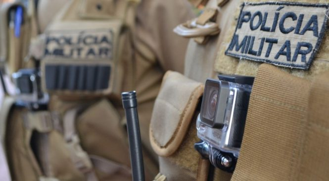 Projeto da ALE quer que PMs de Alagoas tenham câmera em uniformes para filmar operações