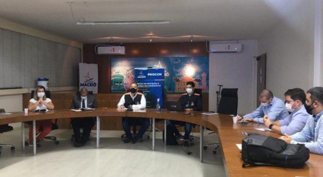 Procon Maceió notifica BRK Ambiental após anúncio de reajuste na tarifa de água