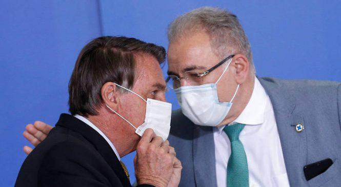 Site afirma que Queiroga pediu demissão, mas ministro nega