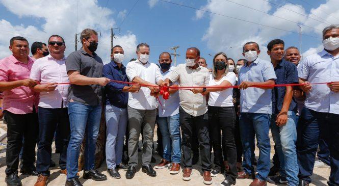 Matriz de Camaragibe recebe R$ 12 milhões em obras de infraestrutura urbana